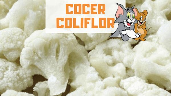 Cómo Cocer Coliflor