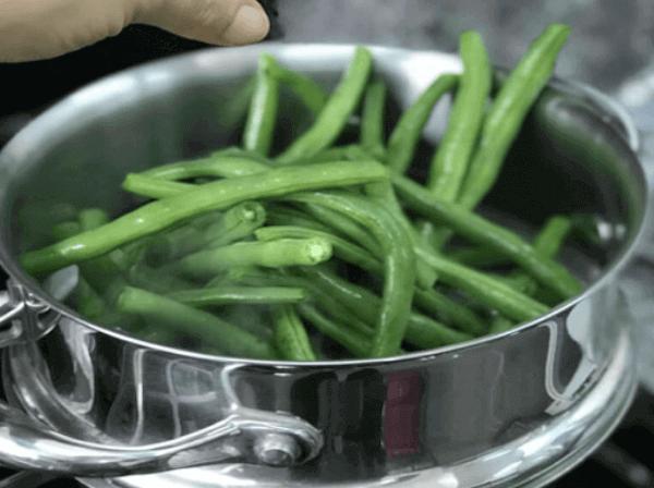 Cómo Cocer Judías Verdes Redondas