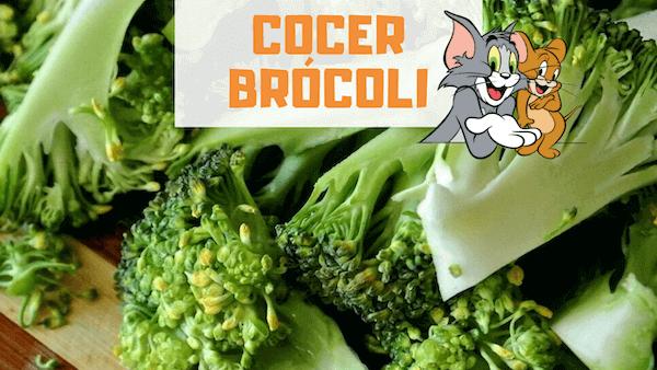 Cómo Cocer Brócoli Y Su Tiempo de Cocción