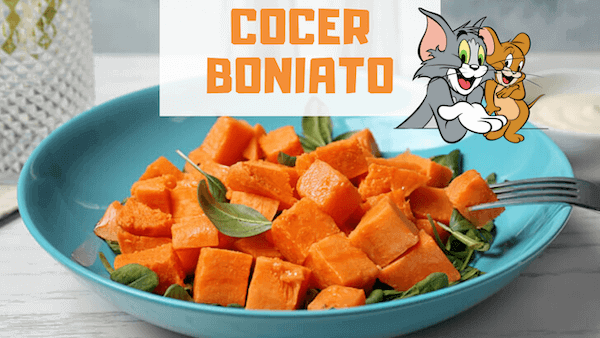 Cómo Cocer Boniato y su Tiempo de Cocción