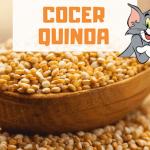 Cómo Cocer Quinoa y Tiempo de cocción