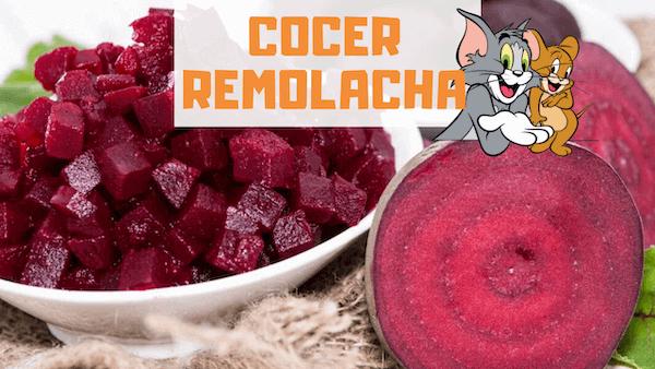 Cómo Cocer Remolacha