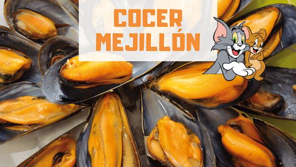 Cómo Cocer Mejillones