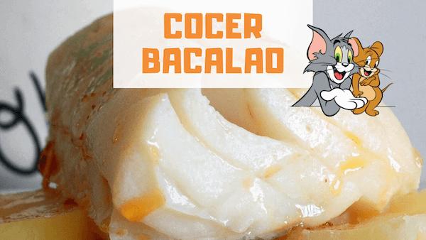 Cómo Cocer Bacalao