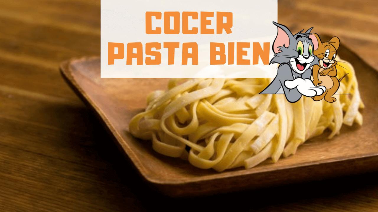 COMO COCER PASTA